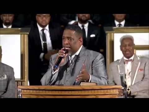 Bishop Rudolph McKissick Jr. Preaches Mount Calvary Holy Churches 88th Holy Convocation