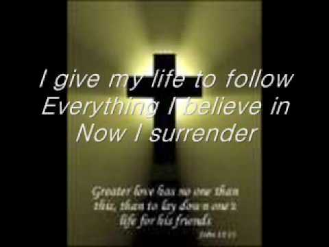 Hillsong-Mighty To Save (with lyrics)