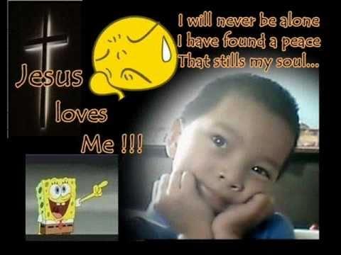 Jesus Loves Me --- Aaron Clark