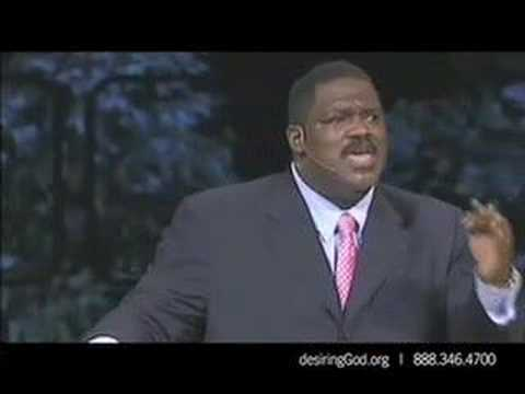 If God is so powerful and so good, why do bad things happen? - Voddie Baucham