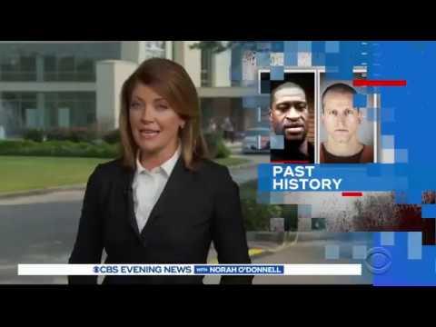 "One Former Nightclub Coworker Tells CBS News George Floyd and Derek Chauvin ""Bumped Heads"""