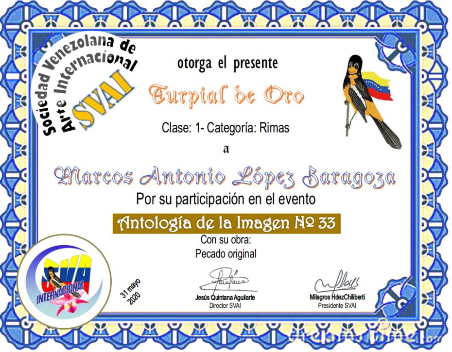 Marcos Antonio López Zaragoza