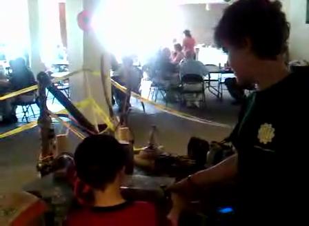 Jack Using Bertha Robot