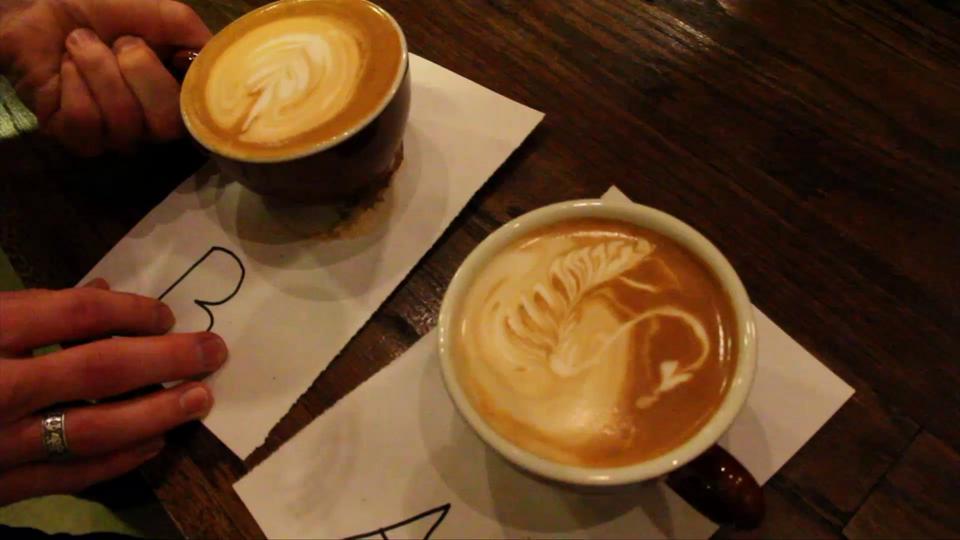 Barista Throwdown League: Palace Coffee