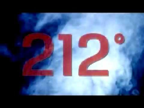 212 degrees - The Extra Degree