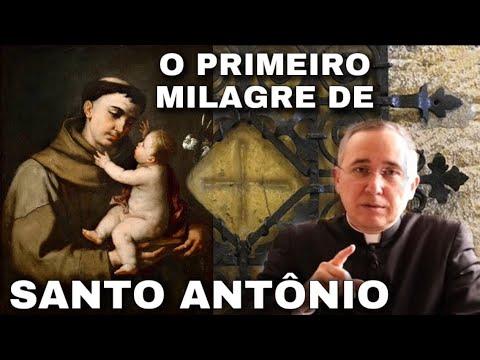 O Primeiro Milagre de Santo Antônio