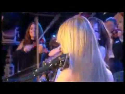 BOND GIRLS VICTORY Live