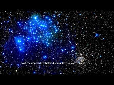 El cielo en el mes de Enero 2012