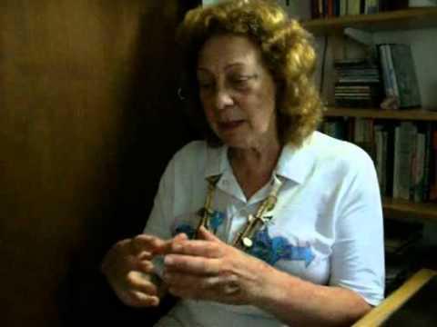 Entrevista con la astróloga Ana María Frallicciardi sobre el 2012