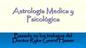 Astrología Médica y Psicológica Sesión 1 de 9