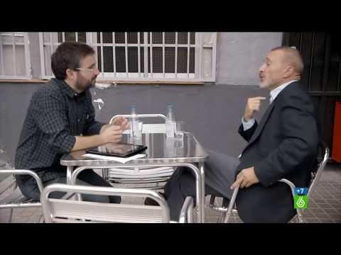 Salvados: Entrevista a Arturo Pérez-Reverte