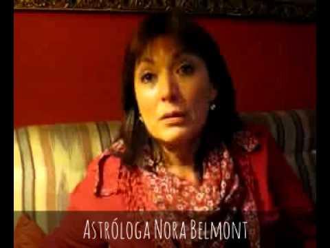 Astróloga Nora Belmont. ASTROANAMNESIS