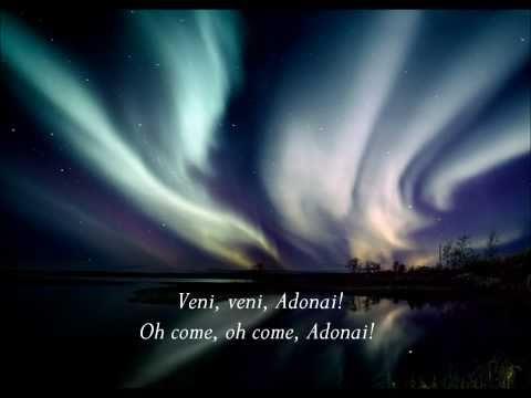 Veni, Veni, Emmanuel - with lyrics