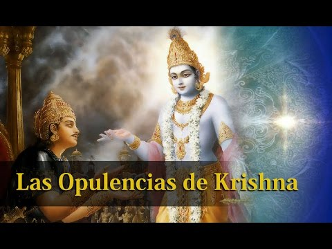 Las Opulencias de Krishna-1