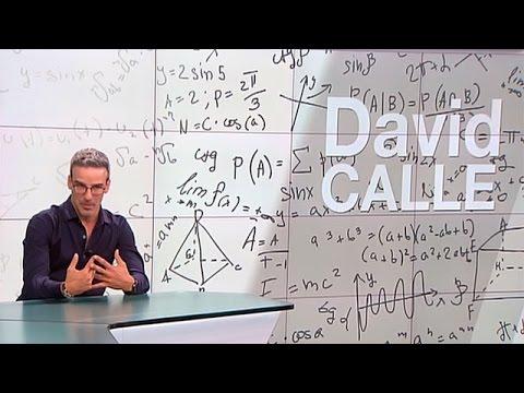 David Calle, el profe de YouTube
