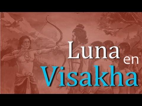 VISAKHA NAKSHATRA - LUNA o ASC.