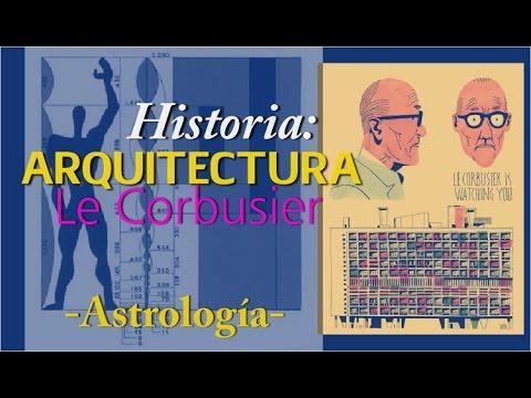 ARQUITECTURA- Le Corbusier visto con Astrología Védica