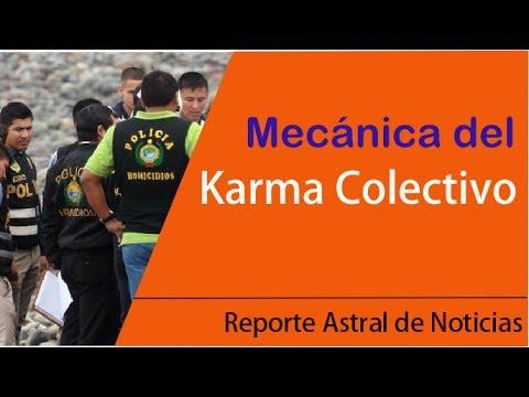 Mecánica del Karma Colectivo