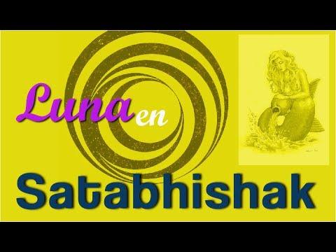 SATABHISHAK NAKSHATRA-LUNA o ASCENDENTE
