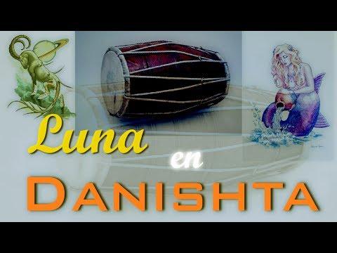 DANISHTA NAKSHATRA - LUNA o ASCENDENTE