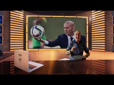 Zinedine Zidane Fuera del Real Madrid   Como afecta Saturno Zidane   hd