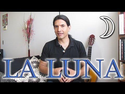 """La Luna en Astrología """"Nuestro mecanismo emocional, nuestro origen"""""""