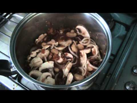 How to make American style beans