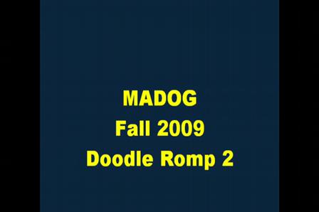 MADOG Fall Romp 2 2009