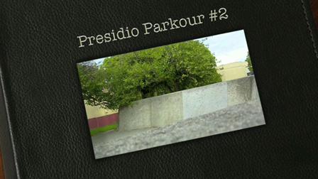 Just Steve - Presidio Parkour2