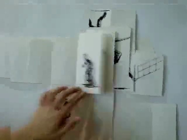 Flipbook Parkour