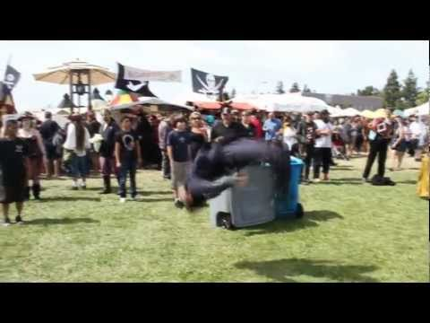 Vallejo Pirate Festival -Will perkins-vallejo parkour
