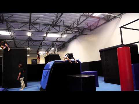 San Jose Kids Parkour Freerunning Ninja-GuardianNexus.com