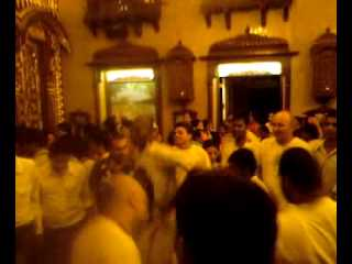 New Vraja Dham Devotees of hungary singing and dancing in Iskcon chowpatty -ends