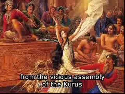 QUEEN KUNTI'S PRAYERS (MUST CRY!!!)