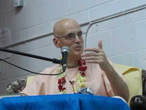 HG Dravida Prabhu visit to ISKCON Scarborough 2010