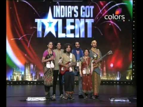 Madhavas Rock Band Performiing on IGT3