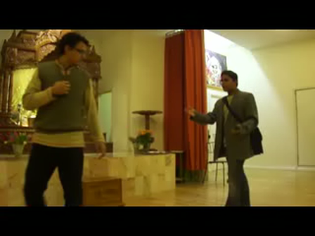 ISKCON-Copenhagen-Book-Distribution-New-Years-Eve-skit-2011