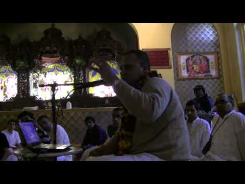 The Introduction - Saranagati - Bhakti Vinod Thakura by Jagadananda Prabhu at ISKCON Chicago