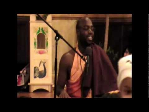 Lecture on Sri Ramanavami by HG Jaya Kesava Prabhu in ISKCON Chicago
