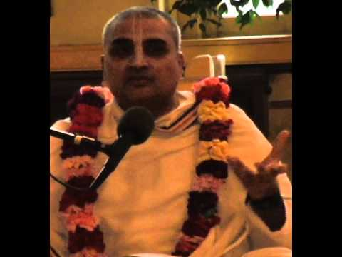 Lecture on Srimad Bhagavatam -16th April 2012 at ISKCON Chicago