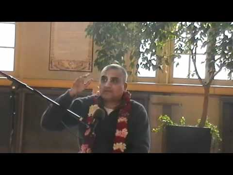 Lecture on Srimad Bhagavatam in ISKCON Chicago on 13th April, 2012