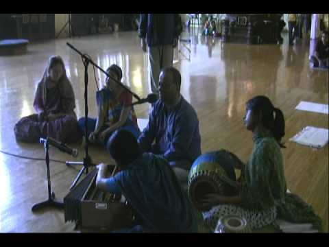 Sunday Feast Lecture at ISKCON Chicago on 13th May, 2012