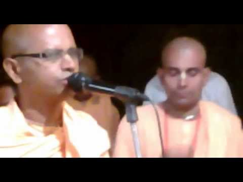 BSC Sunday Ganganaryan Prabhu's Night Kirtan