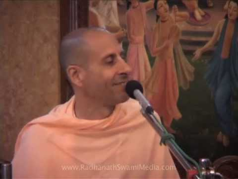 Lecture on Lord Caitanya's Pastime of Sannyas & After by Radhanath Maharaj - Part 01