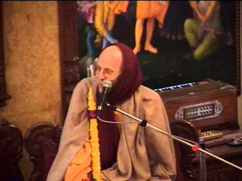 Lecture on Bhagavad Gita Chapter 03, Text 36 by Jayadvaita Swami in ISKCON Chowpatty