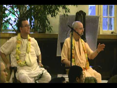 Sunday Feast Lecture by Romapada Swami and Bhima Prabhu