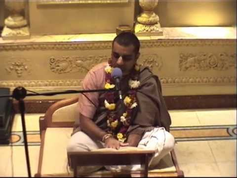 Lecture on Signs of Advancement - Good relationships  by Gaura Kisore Dasa