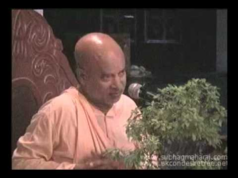 Lecture on Complaints Against Krishna by Subhag Swami