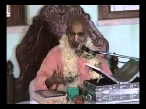 Lecture on Srimad Bhagavatam Canto 01. Chapter 08, Text 06 by Subhag Swami in ISKCON Temple