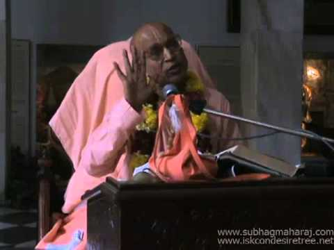 Lecture on Srimad Bhagavatam Canto 04. Chapter 02, Text 32 by Subhag Swami
